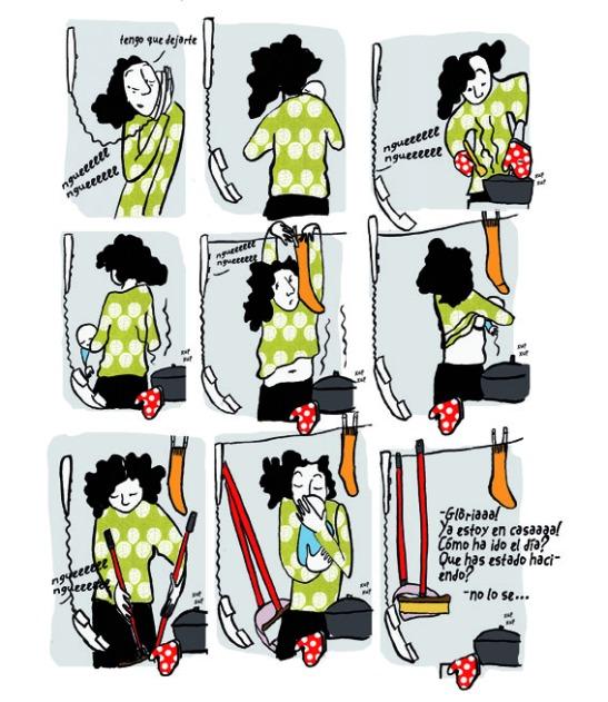 Ilustracion: Glòria Vives